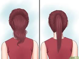 Frisuren Lange Haare F Die Schule by Eine Einfache Frisur Für Die Schule Machen Wikihow