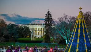 When Does The White House Get Decorated For Christmas Holidays In The White House First Family Traditions Washington Org