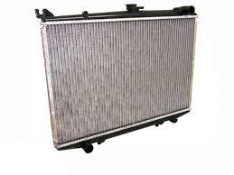 nissan navara d21 diesel radiator new 86 97 manual 2 5 td25 u0026 2 7