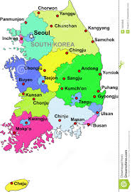 Map Of South American Countries South American Countries And Capitals Map Free Here