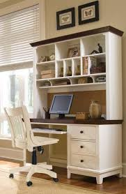 Sauder White Desk With Hutch Awesome White Computer Desk With Hutch Desk Sauder Harbor View