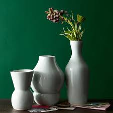 Celadon Vase Celadon Ceramic Vases West Elm