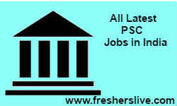 resume sles for engineering students fresherslive recruitment psc jobs 2018 apply psc online 22095 jobs vacancies april 2018