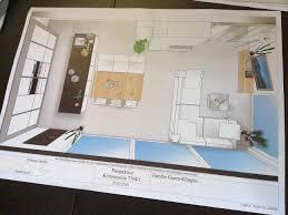 küche mit esstisch 3d visualisierung eg küche esstisch und wohnbereich sonnberg 19