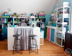 storage and organization craft room reveal the scrap shoppe