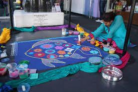 nothing u0027dhol u0027 about discovery museum u0027s diwali festival u2013 the