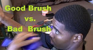 how to get 360 waves good brush vs bad brush 2014 edit youtube