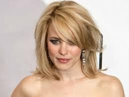 medium style haircut for thin hair women medium haircut