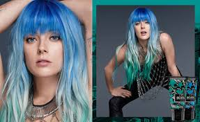 What Does Semi Permanent Hair Color Mean City Beats Bold Semi Permanent Haircolor Redken