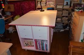 table de cuisine sur mesure ikea formidable idee plan de travail cuisine 14 une table de couture