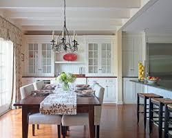 Built In Cabinets In Dining Room Dining Room Built Ins Dining Room Traditional With Wood Dining