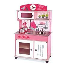 cuisine janod janod cuisine en bois côté cuisine amazon fr jeux et jouets