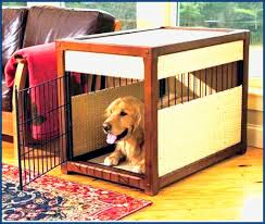 Dog Crate Covers Diy Dog Crate Covers Hiding Dog Crate Covers In Decoration
