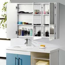 wall mounted kitchen storage cupboards details about 36 in cabinet bathroom medicine storage drawer kitchen wall mount door shelf