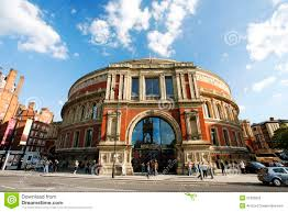 Royal Albert Hall Floor Plan by Outside View Of Royal Albert Hall On Sunny Day Editorial Image