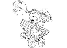 baby luigi coloring pages coloring pages ideas