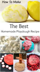 printable playdough recipes make the best homemade playdough recipe 30 play dough recipe