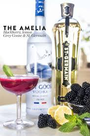 summer cocktail recipes the amelia blackberry u0026 vodka cocktail recipe what u0027s cooking