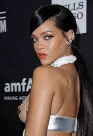 swoop ponytail hairstyles rihanna inspired side sleep ponytail how to make it in a good way