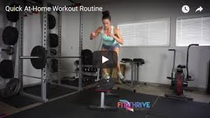 Bench Body Weight Exercises