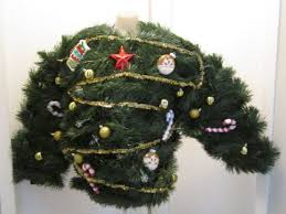 christmas tree sweater with lights 23 best ugly christmas sweaters images on pinterest ugliest