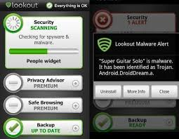 lookout android top 3 antivirus softwares for android devices techknowzone