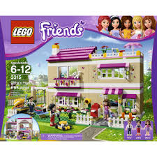 Olivia White Youth Bedroom Vanities Lego Friends Olivia U0027s House 3315