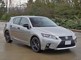 lexus ct200 2018 2016 lexus ct 200h f sport special edition road test review
