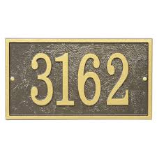 whitehall products signs letters u0026 numbers hardware the