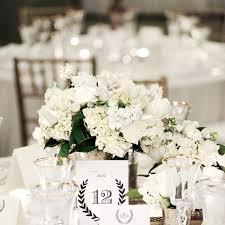 white centerpieces how do you make white centerpieces pop brides
