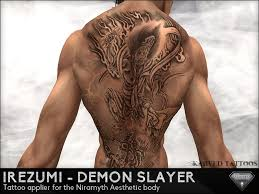 second life marketplace karved niramyth aesthetic tattoo applier