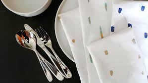 paint cloth napkins for a designer look angie s list