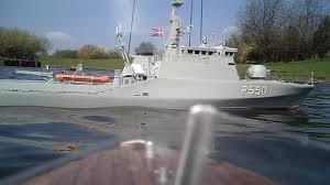 billing boats flyvefisken scale rc model boat on board youtube