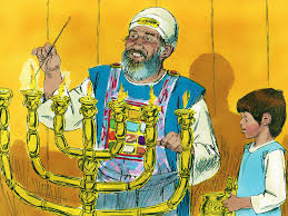 free bible images young samuel thinks eli is calling him but it