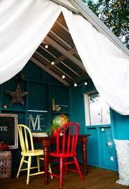 Backyard Playhouse Ideas A Backyard Playhouse Makeover Backyard Playhouse Playhouses And