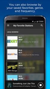 android fm radio nextradio free live fm radio 4 0 2224 release apk for