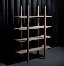 l etagere the milanese 盪 l 礬tag礙re en bois design by lucien gumy ecal 2013