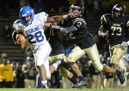 Hutch High Football Score Hutchinson Harris Lead Sterling Over Deptford 40 10 Nj Com