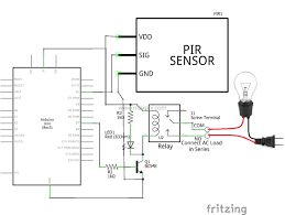 pir motion sensor wiring diagram and wire large stunning light