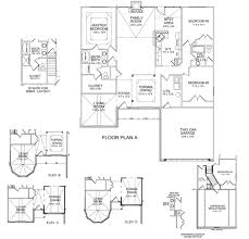 Floor Plan Homes Floor Plans Whitney Ii Kentucky Homes For Sale