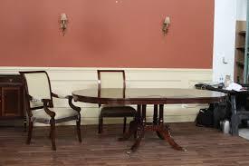 mahogany dining room chairs