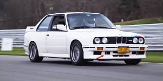 bmw e30 m3 bmw e30 m3 best bmw or overblown hype