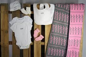 customized baby customized baby gifts customized baby gift sets blanket