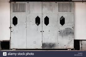 Patio Door Gate Sliding Door Gate At Store Stock Photo 97398700 Alamy