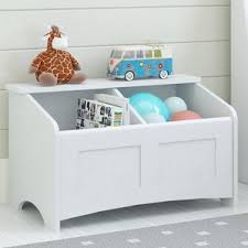 Toy Box With Bookshelves by Toy Boxes U0026 Benches