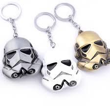 star key rings images 3 colors movie quot star wars quot keychain rebels stormtrooper helmet jpg