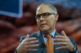 Who Is The Head Of The Department Of Interior Why The Head Of The Epa Built Himself A Secret Phone Booth Vox