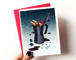 blank greeting card etsy