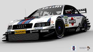 martini racing ferrari assetto corsa audi a4 r9 martini racing skin by henky sa