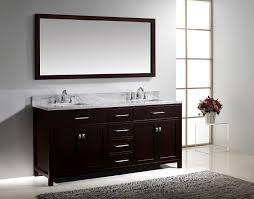72 In Bathroom Vanity Double Sink by Virtu Usa Md 2072 Wmsq Es Caroline 72 Inch Bathroom Vanity With